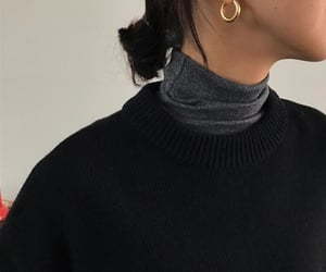 cosy, minimal, and fashion image