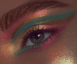 makeup and sparkle image
