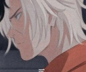 anime, ash, and bl image