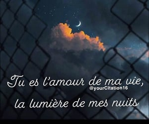 amour, nuit, and eternel image