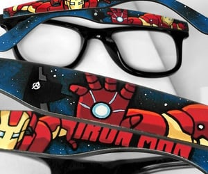 accessories, Avengers, and comics image