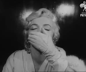 gif, Marilyn Monroe, and vintage image