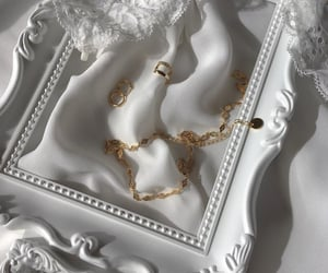gold, indie, and jewelry image