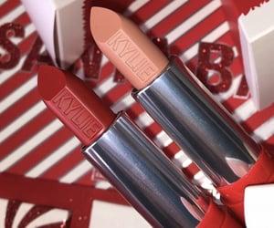 christmas, cosmetics, and fashion image