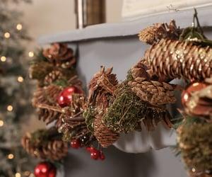 bronze, brown, and christmas image