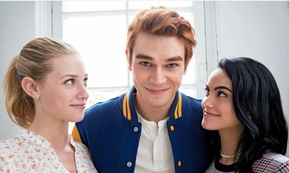 aesthetics, tv, and riverdale image