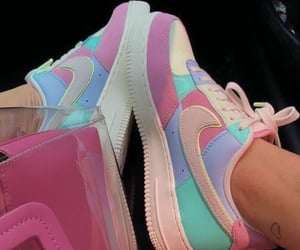 air force, colors, and nike image