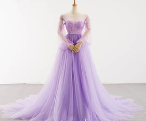 girl, tulle dress, and evening dresses 2020 image