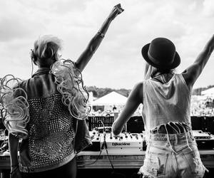 nervo, dj, and music image
