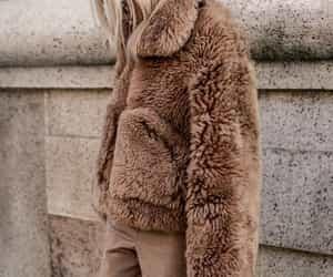 blogger, camel, and fall fashion image
