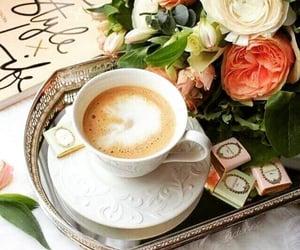breakfast, Cookies, and tea image