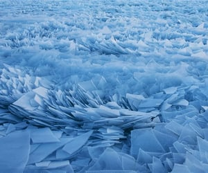 blue, frozen, and color image
