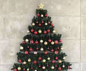 christmas tree, decoration, and diy image