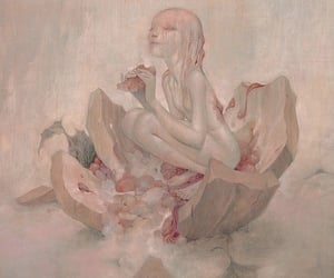 art, James Jean, and painting image