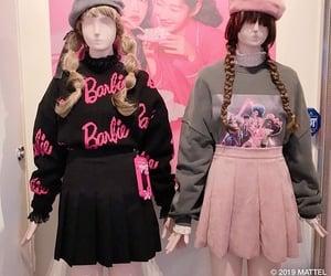 barbie, black, and mattel image
