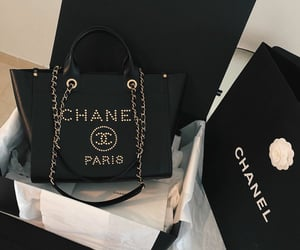accessories, beautiful, and chanel image