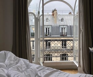 paris, home, and travel image