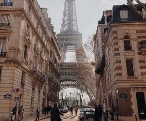 paris and travel image