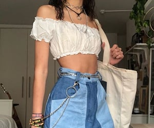 clothes, aesthetic, and girl image