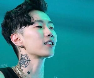 asian, daddy, and jay park image