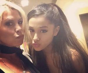Queen, selfie, and ariana grande image