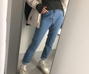 aesthetic, blue, and fashion image