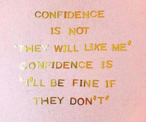 quotes, confidence, and gold image