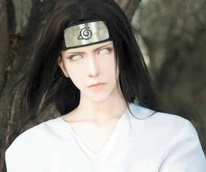 beautiful boy, cosplay, and naruto image