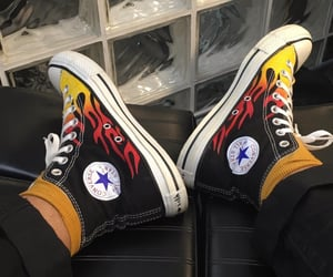 converse, alternative, and fashion image