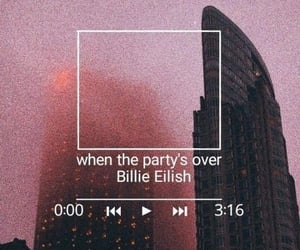 billie, city life, and music image