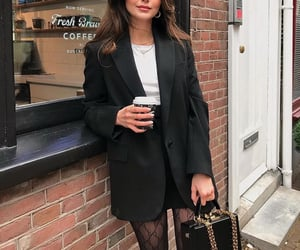 blazer, fashion, and gucci image