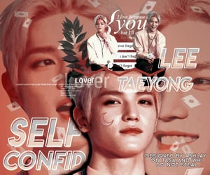 edit, psd, and taeyong image
