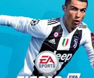 console, games, and foot ball image