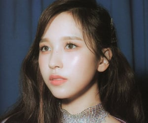 twice, mina, and kpop image