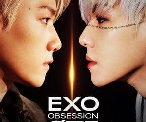 exo, baekhyun, and x-exo image