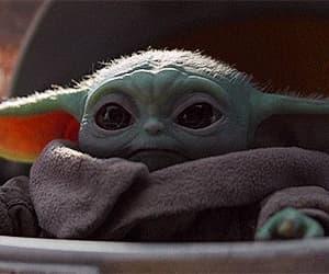 adorable, star wars, and gif image