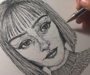 art, artistic, and artwork image