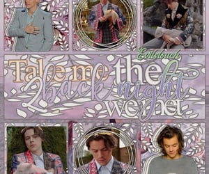 aesthetic, celebrity, and one direction image