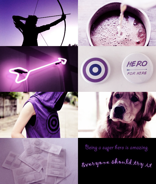 Avengers, clint barton, and hawkeye image