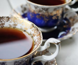 cup of tea, tea, and cuppa image