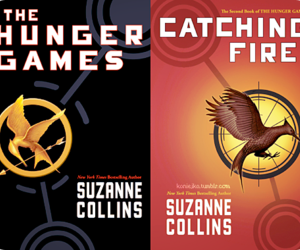 book, books, and hunger games image