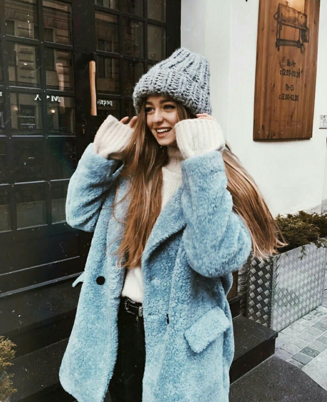 article, estilo, and frío image