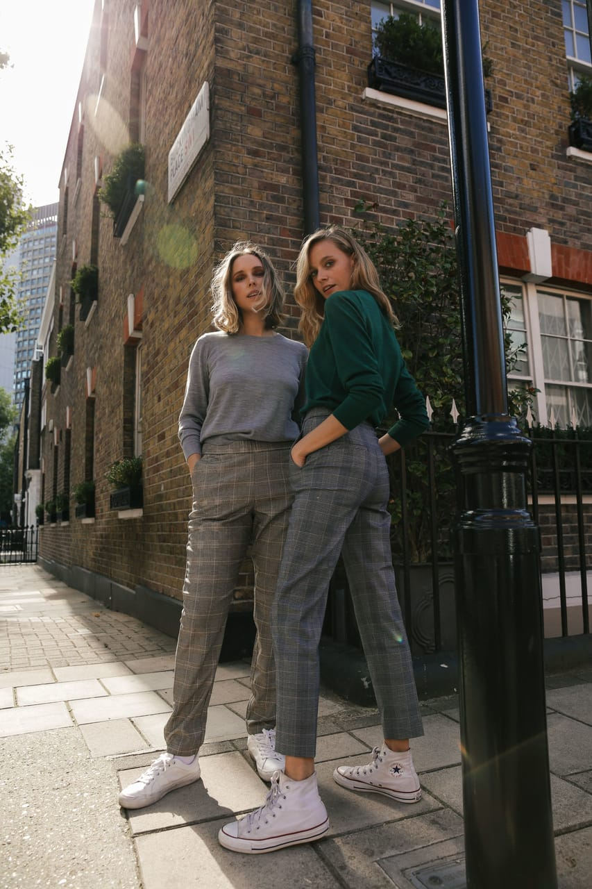 article, fall, and outfits image