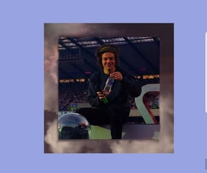 aesthetic, blue, and one direction image