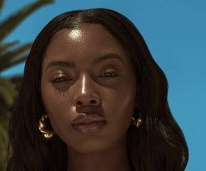 beauty, melanin, and aesthetic image