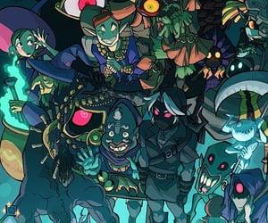 enemies and the legend of zelda image