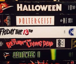 horror, movies, and Halloween image