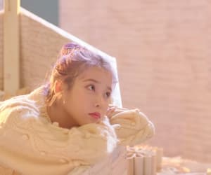 iu and above the time image