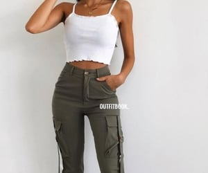 cargo, outfit, and cool image