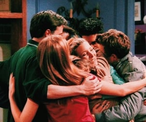 friends, 90s, and series image